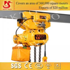 China bloque de cadena eléctrico de 5 toneladas wholesale