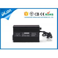 China Alumium case 12V battery chargers 3 stage model CC CV trickle charger 1amp to 6amp wholesale