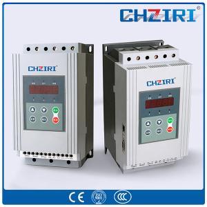 China CHZIRI 37KW 55KW AC motor soft starter CE CCC ISO9001 approved soft start soft starters 320V-460V wholesale