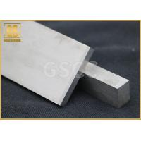 China P20 Tungsten Carbide Flat Stock Chemically Coated Grade Easy Storage wholesale