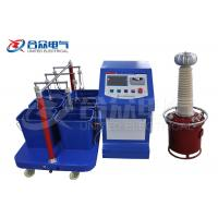 Automatic Insulated Boots / Gloves Withstand Strength High Voltage Test System