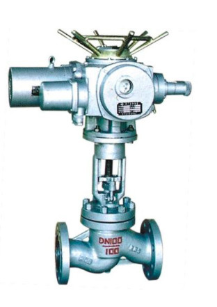 Quality cast steel stainless steel 4-20MA electric globe stop valve angle steam astm a216 wcb cast steel globe valve for sale