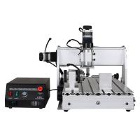 China 4 Axis CNC Lathe Milling Machine For No More Than 70mm Thickness Materials wholesale
