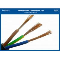 China RVV 300/500V Building Wire And Cable PVC Insulated 30 Years Shelf Life wholesale