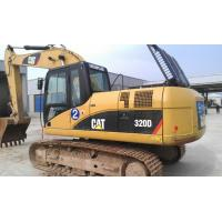 China USED CAT 320D EXCAVATOR FOR SALE AT LOWEST PRICE on sale