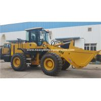 Buy cheap SINOMTP LG938L Wheel Loader 3tons Rated Loading Capacity With 92kw Deutz Engine from wholesalers