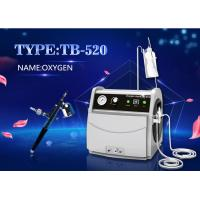 China 2 Handpieces Water Oxygen Jet Peel Machine For Deep Cleaning Skin Rejuvenation and Acne Removal wholesale