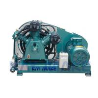 China 30 Bar High Pressure Air Compressor Low Speed For Blow Moulding Machine wholesale