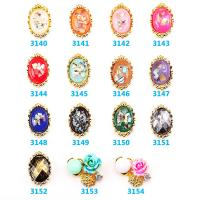 China Hot NEW Wholesale Alloy Jewelry 3D Nail Art Jewelry Nail rhinestones Sticker Supplier Number ML3140-3154 wholesale