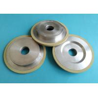 China High Strength Vitrified Bond Diamond Grinding Wheels For PCD PCBN Tools Low Labor Intensity wholesale