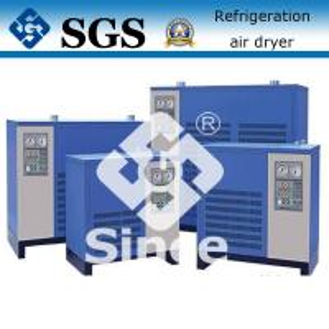 China O secador do ar da refrigeração/refrigerou o secador do ar favorável ao meio ambiente wholesale