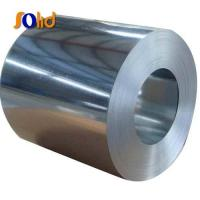 China Hot rolled dx51d z275 g40 galvanized steel coil for pipe on sale