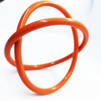 China High Performance Rubber Gasket Seal / Round Rubber Rings Multi Colored wholesale