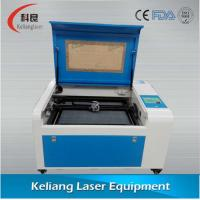 China co2 laser engraving machine for 4mm rubber sheet on sale