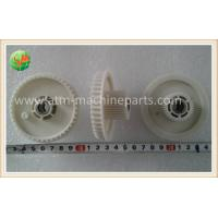 China NCR Presenter Gear Pulley , NCR ATM Parts 36T / 44G 445-0587795 white 4450587795 on sale
