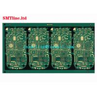 China Professional Multilayer SMD LED PCB Board With Silk - Screen Printed wholesale
