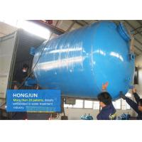 China 0.6Mpa Multimedia Filters Water Treatment Water Pretreatment Production Line wholesale