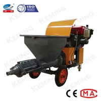 China KLW150D 160M2/H Mortar Plastering Machine Cement Spreader For Tunnel wholesale