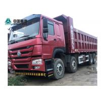 China Howo Shacman 6X4 Euro 2 Euro 3 Heavy Duty Dump Truck Great Condition For 60 Tons wholesale