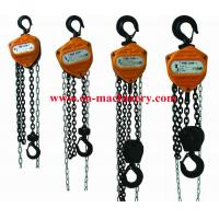 China Chain Pulley block chain block Mini Machine 3m 1 Ton Chain Block wholesale