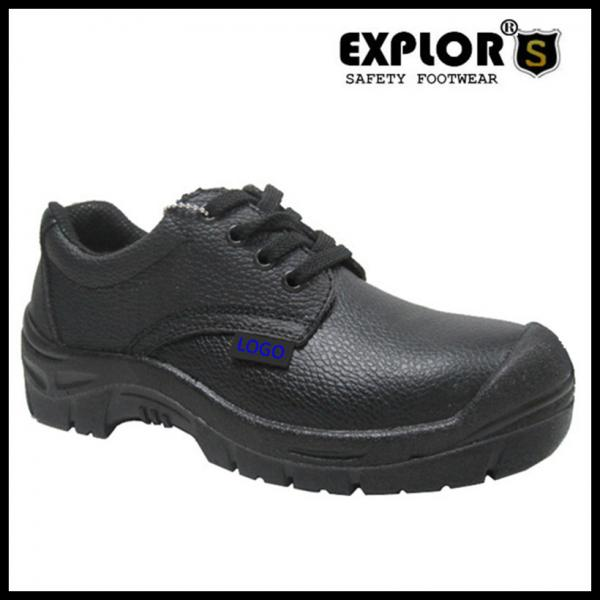 Quality Men's work shoes low cut safety shoes for women and men safety shoes black for sale