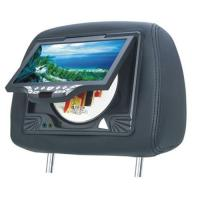 China 32GB 7 Inch digital screen car headrest monitor with GPS navigation for BMW X3 wholesale