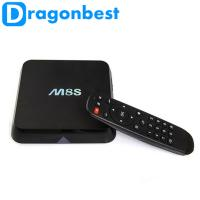 China M8S Stream Tv Box , Android Smart TV Box Amlogic 2G 8G  Bluetooth wholesale