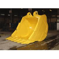 China Hardox450 Komatsu Excavator Rock Bucket for Mining Condition wholesale