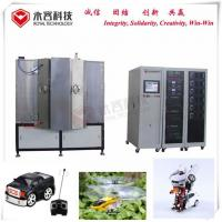 China Colorful Film Magnetron Sputtering Coating Machine For Mosaic Electronics Toys on sale