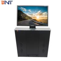 Buy cheap 24 Inch silver Color Computer Monitor Pop Up Lift 5mm Panel Thickness BLL-24 from wholesalers