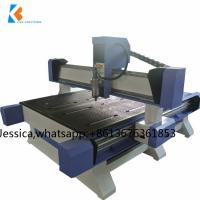 China China used cnc flat bed router machine for aluminum 1530 price good on sale