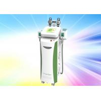 China 1800watt Cryolipolysis Slimming Machine Vertical For Beauty  Salon wholesale