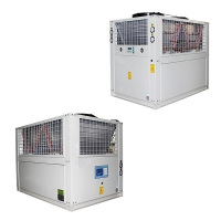 China Industry Chemical Factory Use Air Cooling Industrial Chiller Water Cooler for Production progress cooling on sale