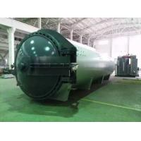 China Auto Glass Laminated , Glass Autoclave With ASME U stamp ISO certificate or CE certificate wholesale