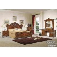 Buy cheap ALD-8030 Wood Classical Bedroom Furniture from wholesalers