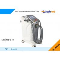Acne therapy E light ipl rf skin tightening equipment for anti aging