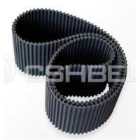 China Double side timing belt or rubber belt on sale