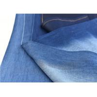 Buy cheap Anti - Static Stretch Denim Fabric With Oeko - Tex Standard 100 Roll Packing from wholesalers