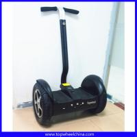 China 17 inch wheel 1600w motor two wheels self balancing smart electric scooters wholesale