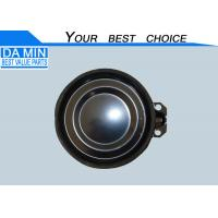 China Trunnion Shaft Cover 1513870132 For CXZ51K Black Dish Shape ISUZU Parts wholesale