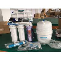 China House Reverse Osmosis Water Filtration System / Drinking Water Treatment Systems wholesale