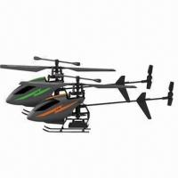 China RC Single Rotor Helicopter, 4CH 2.4GHz wholesale