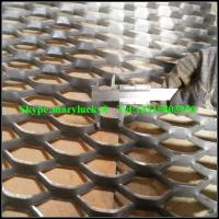 China Galvanized Expanded metal mesh/Hexagonal hole expanded metal mesh/expanded metal mesh wholesale