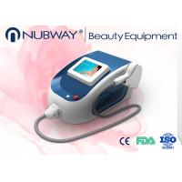 China Beauty Salon Equipment home laser hair removal machine / 808nm Portable Diode Laser wholesale