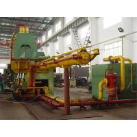 Hydraulic Shear Machine For Processing Scrap Metal / Iron / Wire Steel