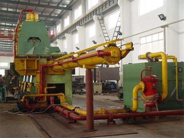 Quality Hydraulic Shear Machine For Processing Scrap Metal / Iron / Wire Steel for sale