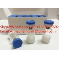 China CJC-1295 without DAC HGH human growth hormone cjc-1295 2mg hgh bodybuilding hgh CJC-1295 without dac wholesale