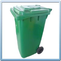 China 240liter dustbin/garbage bins/trash can/waste bin/rubbish bin/trash can/garbage container wholesale