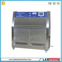 China UV Weathering Lab Test Machines / Accelerated Aging Chamber with PID SSR Control , CE Approvals on sale