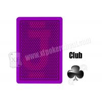 China Magic Props Copag Texas Hold Em Invisible Playing Cards Plastic For Gambling Cheat wholesale